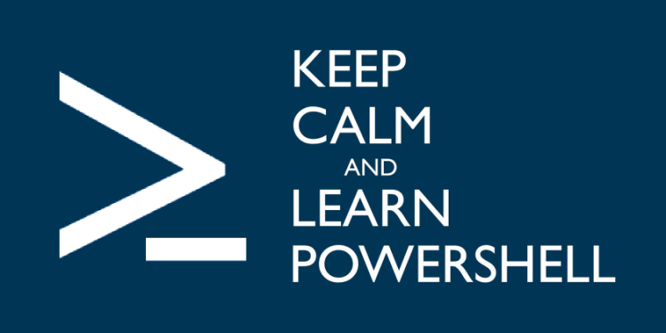 Keep Calm and Lean PowerShell