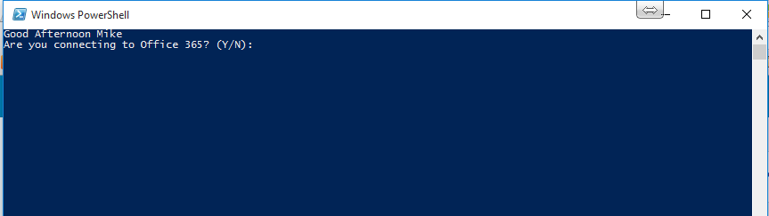 How to set up a PowerShell Profile